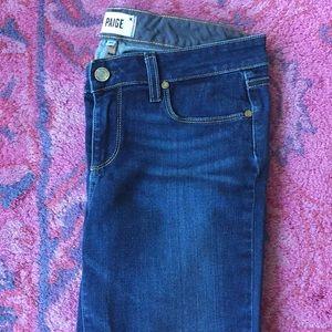Paige denim size 29 jeans